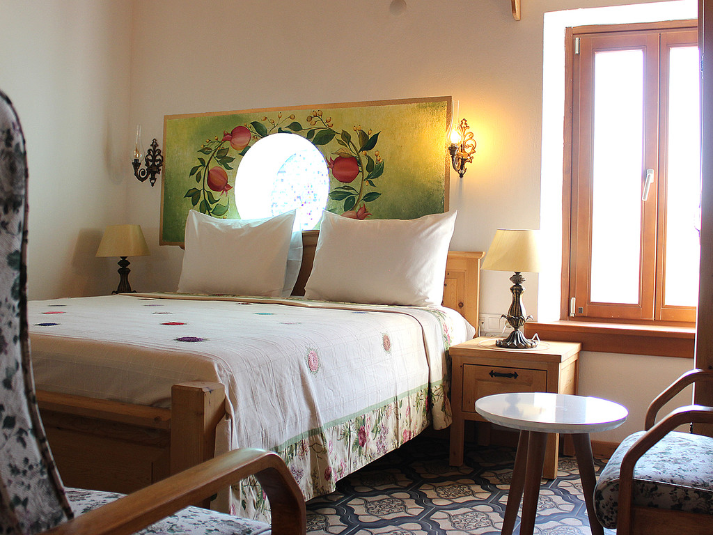 Eski Datca Hotel Pomegranate Room