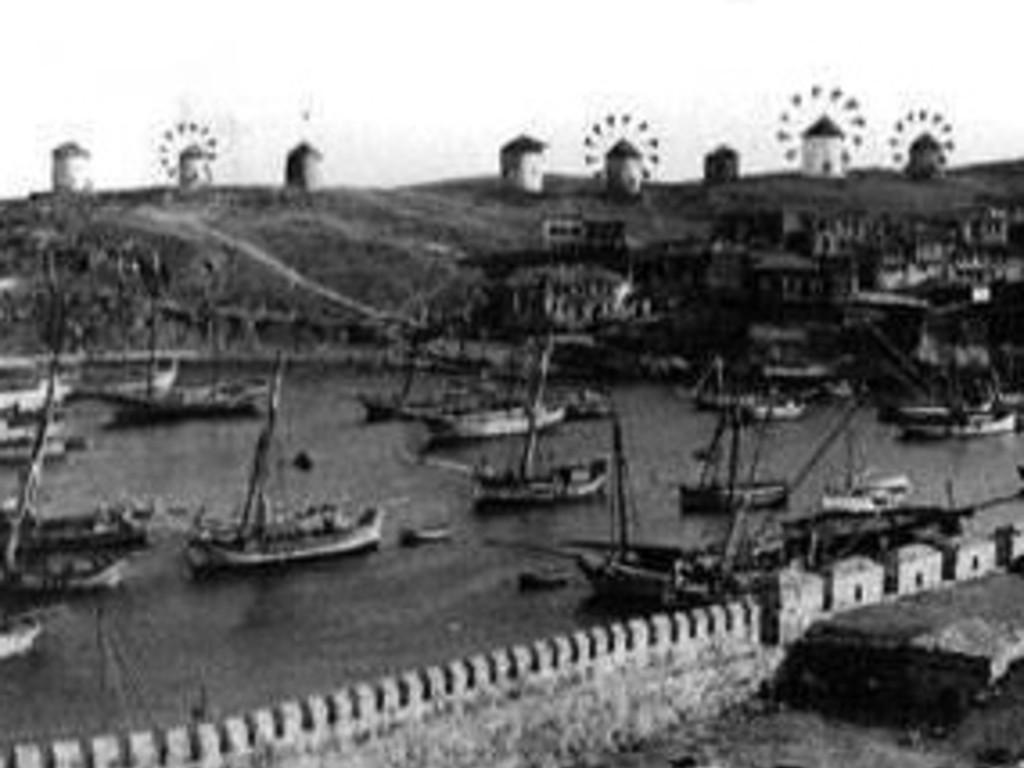 Bozcaada 1916