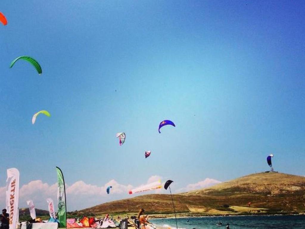 Çayır Plajı Kiteboard