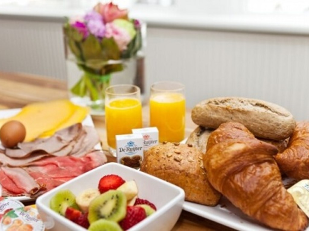 Breakfast in your cottage