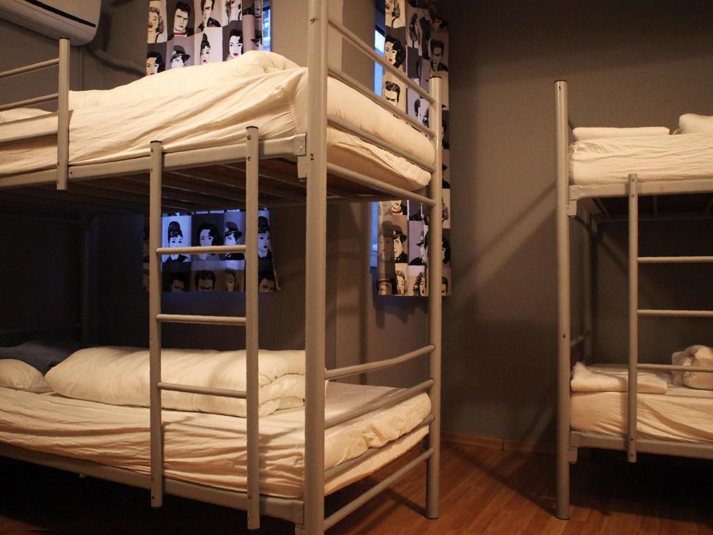 Standard Mixed 4 Bed Dorm