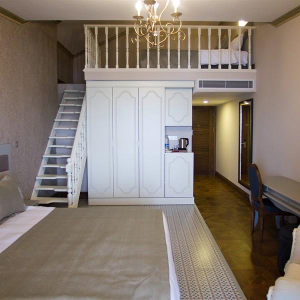 Loft Room - Family Room