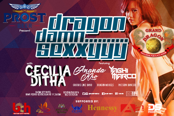 Grand Dragon Batam 15 Juli 2017 CECILIA DITHA