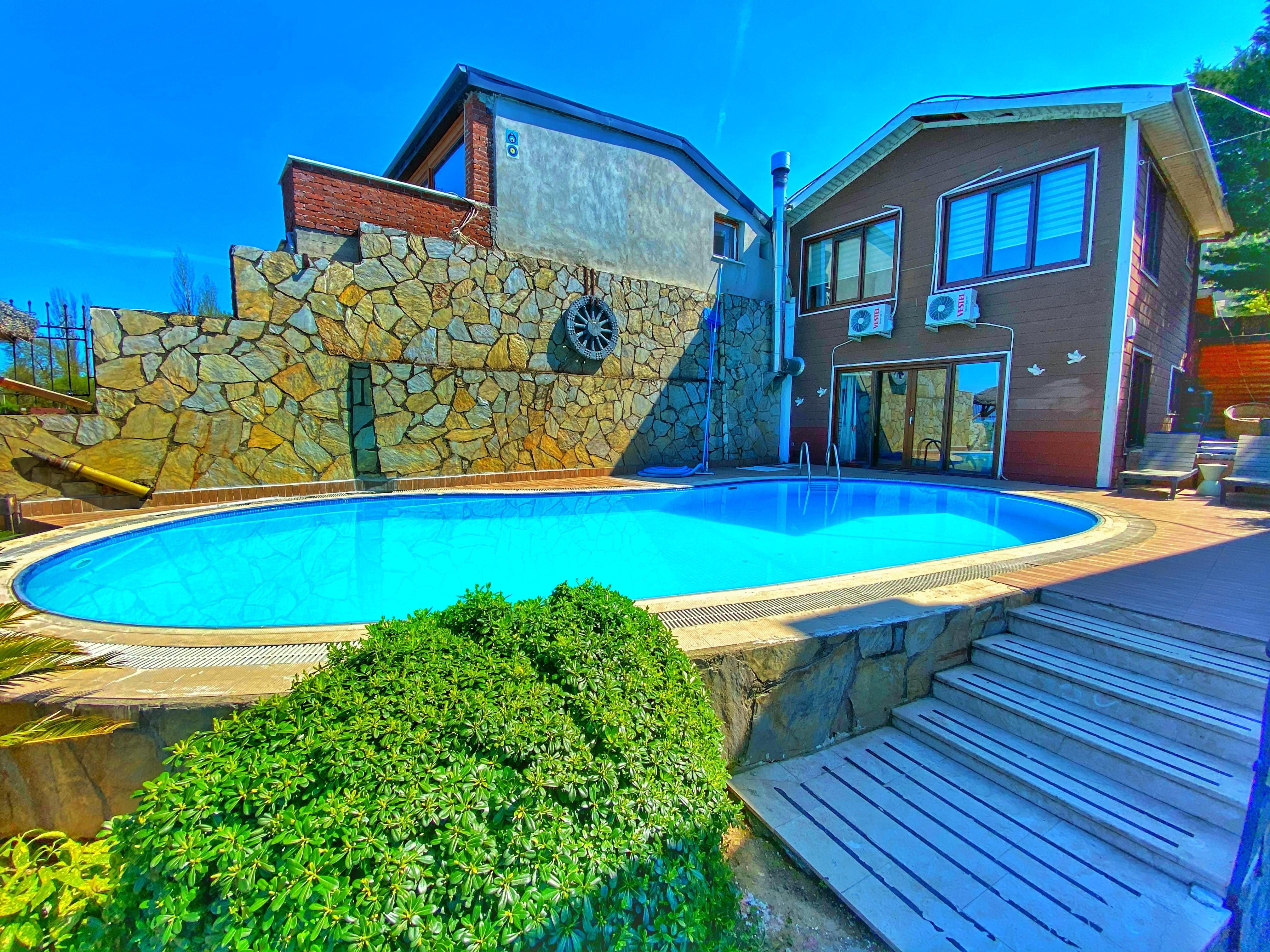 Küçük Villa (4 Kişilik)