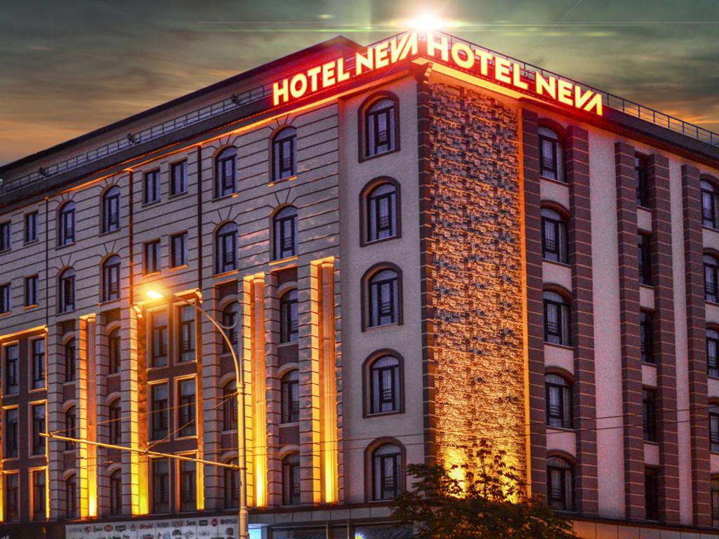 Hotel Neva - Dış Görünüm